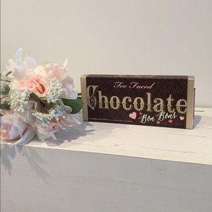 🌹HP🌹Too faced chocolate bon bons palette! NWT!